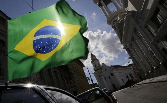 Economía de Brasil registra segundo año de recesión consecutiva