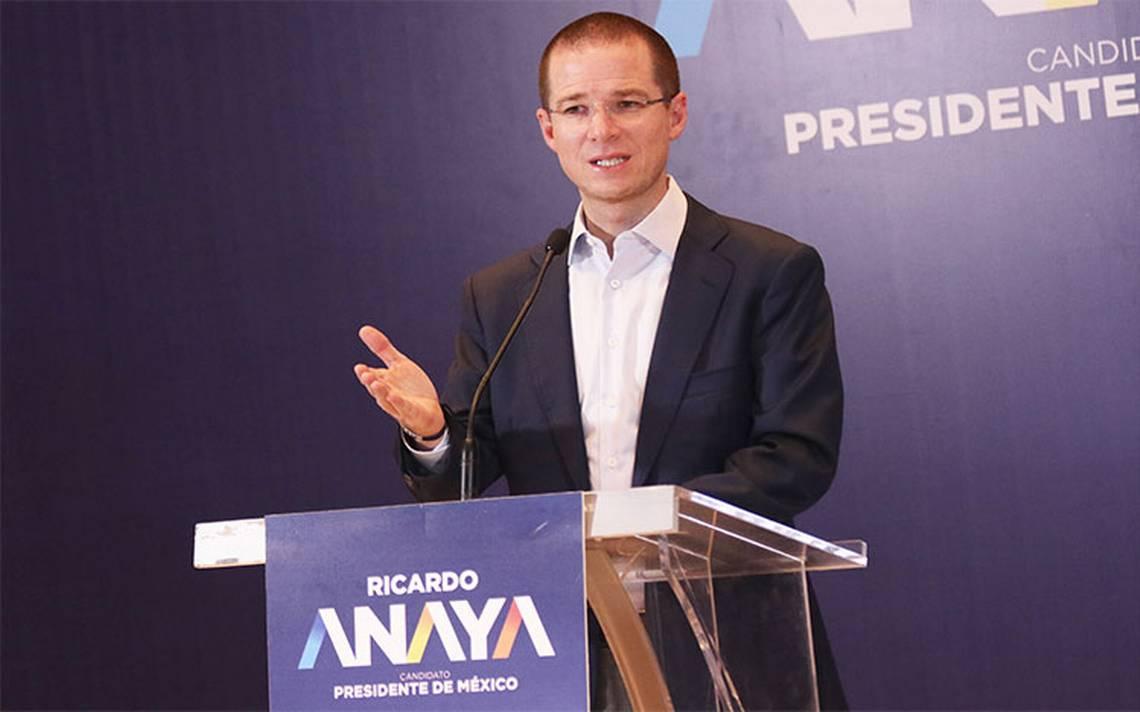 Anaya mantiene control en el PAN pese a derrota de 1 de julio