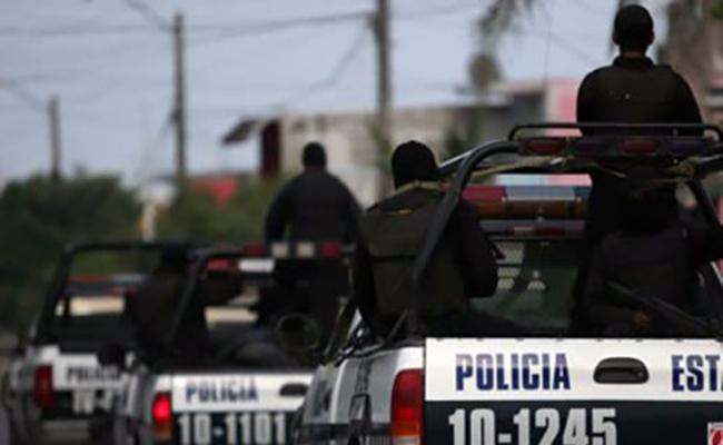 Detenidos nueve presuntos sicarios en Tuxpan