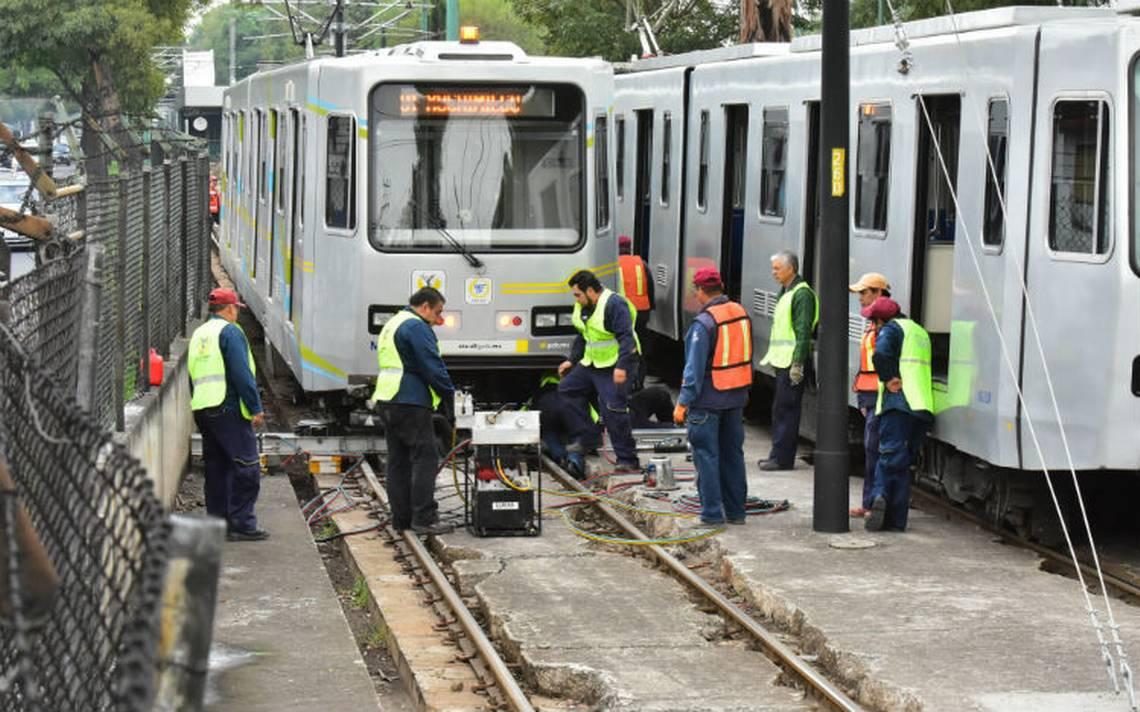 Darán mantenimiento mayor a vías de tren ligero