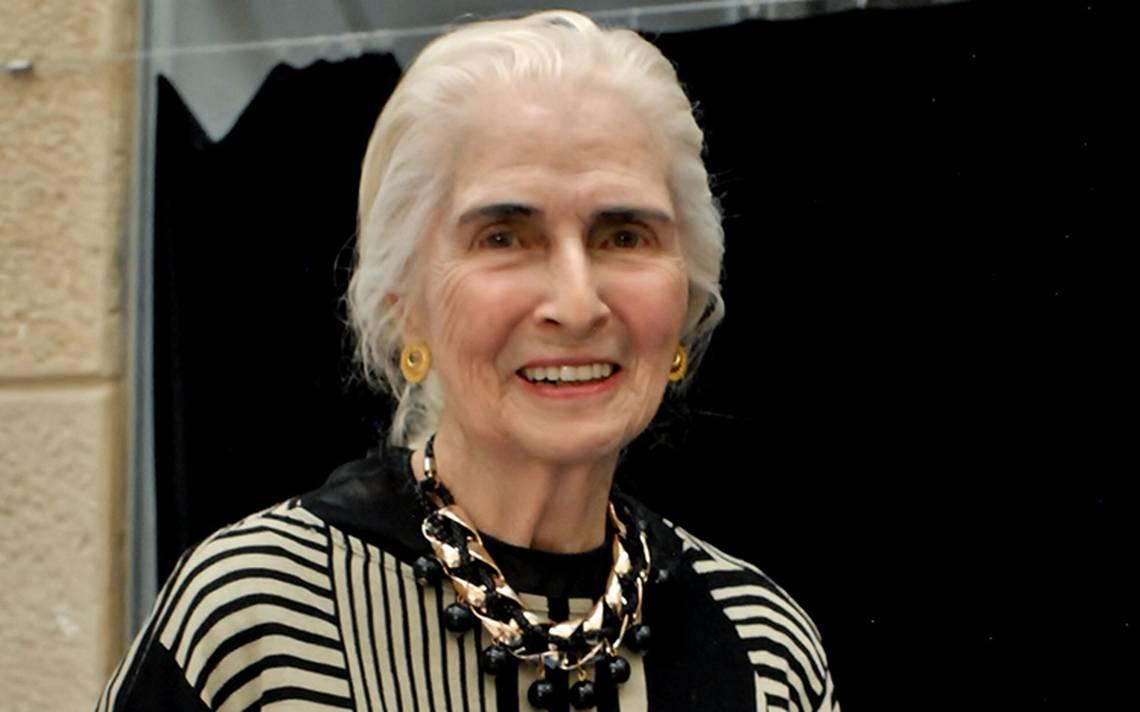 Conceden Medalla Bellas Artes a la pianista Luz María Puente