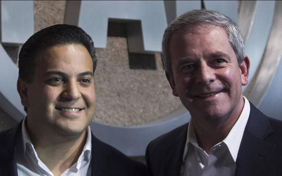 Damián Zepeda se va al senado y cede presidencia del PAN a Marcelo Torres Cofiño