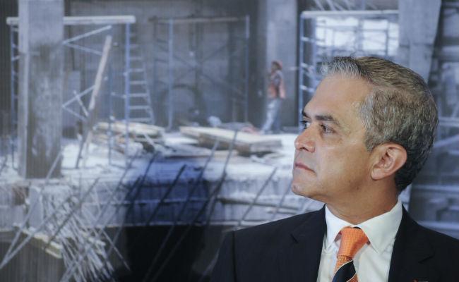 Mancera debe reconocer que en CDMX hay crimen organizado: Barbosa