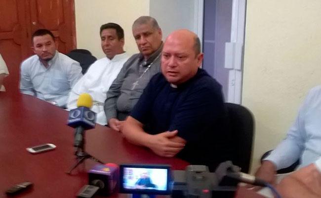 Piden millonario rescate para liberar a sacerdote de Tamaulipas