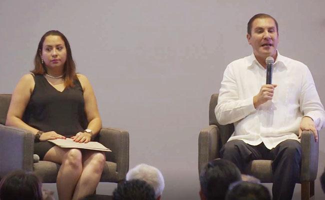 Necesario un frente opositor para lograr cambio en México: Rafael Moreno Valle