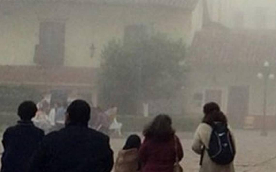 Bajas temperaturas dejan un muerto en San Luis Potosí