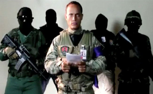 Oscar Pérez, de actor a líder del grupo levantado en armas contra Maduro