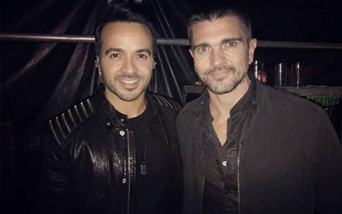 """Ojalá """"Despacito"""" se lleve todos sus Grammys y haga historia: Juanes"""