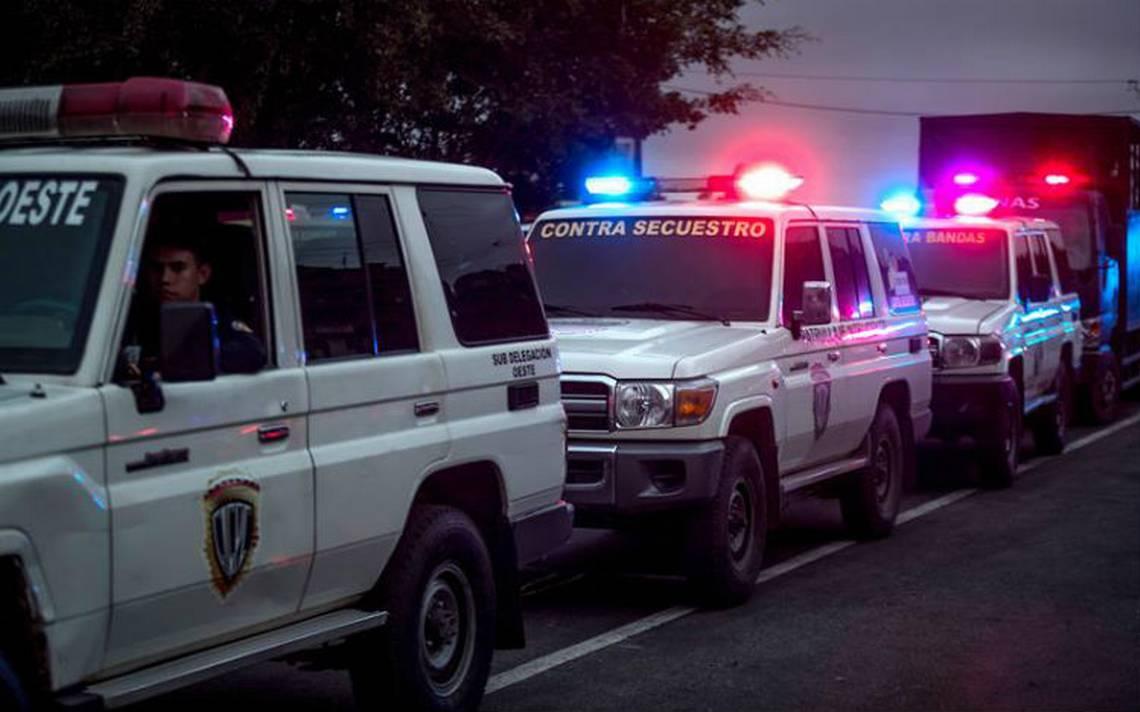 En reparto de jamones, policía asesina a mujer embarazada en Venezuela
