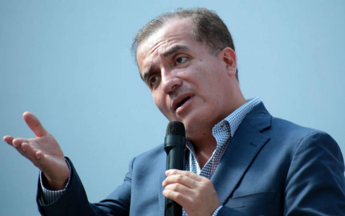 En 2006 votos favorecieron a CalderA?n, revira Carlos Ugalde a Roberto Madrazo