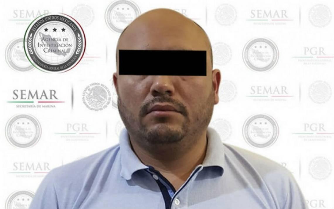 """Detienen a """"El Peque"""" presunto proveedor de precursores químicos del CJNG"""