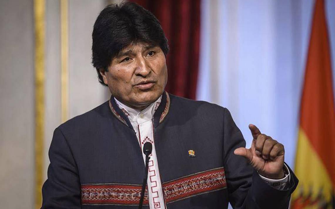 Si algo le pasa a Nicolás Maduro, será culpa de Vicente Fox, asegura Evo Morales