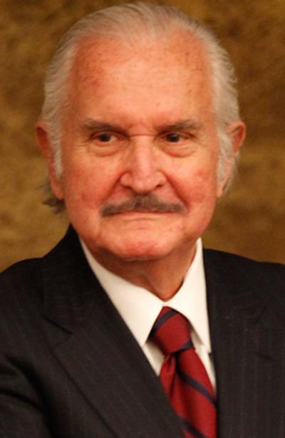 Con obra póstuma recuerdan a Carlos Fuentes en el Palacio de Minería