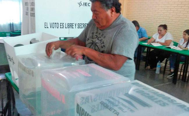 A pesar de retrasos, instaladas 100% de casillas en Coahuila