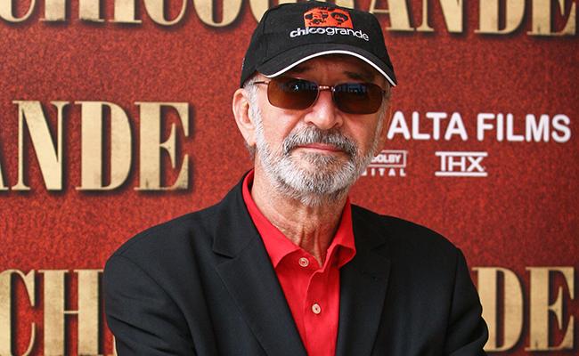 Felipe Cazals celebra hoy 80 años  de vida