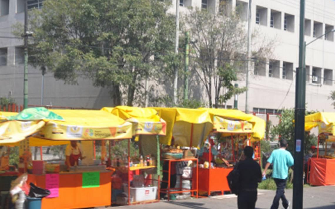 """Trabajadores """"informales"""" piden a candidatos para jefatura de Gobierno protecciA?n social"""