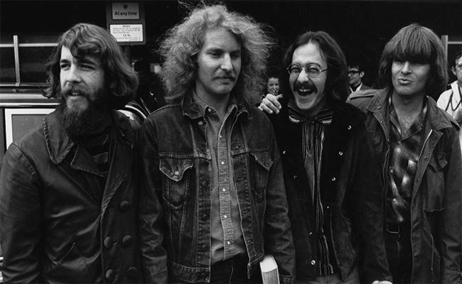 Creedence: una banda a la altura de The Beatles o de The Doors
