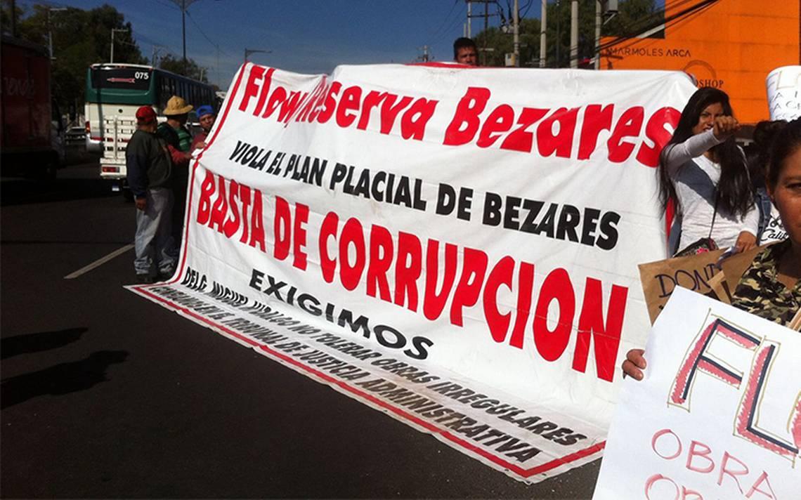 Vecinos piden detener departamentos Flow en Lomas de Bezares