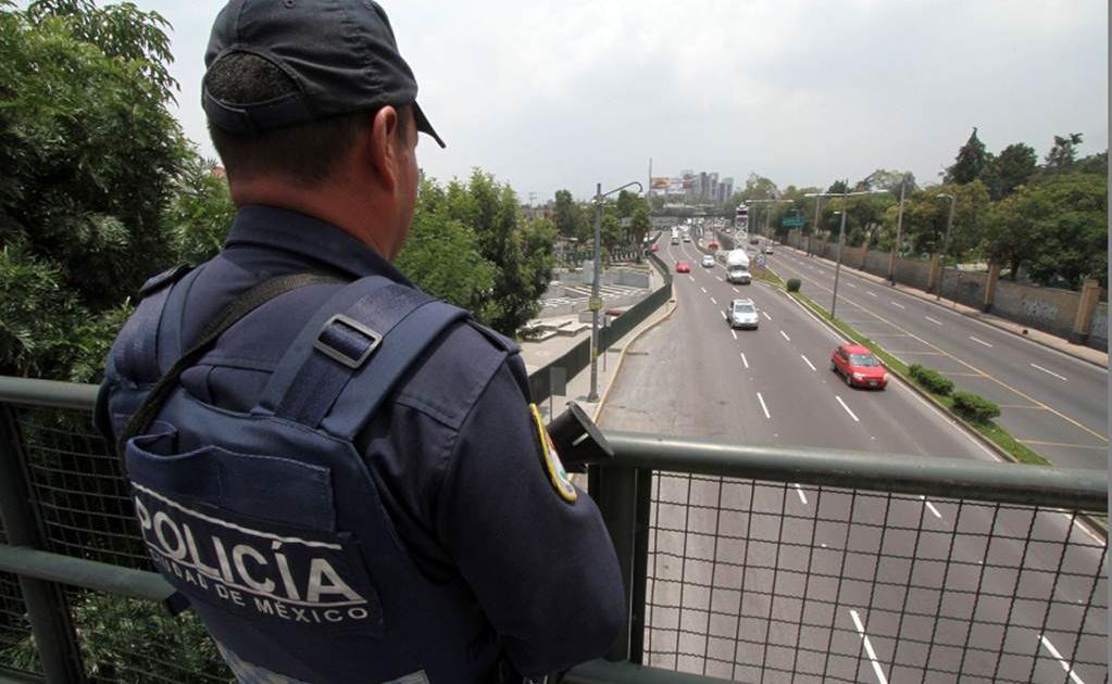 Macabro: Abandonan cadáver sobre Avenida Constituyentes