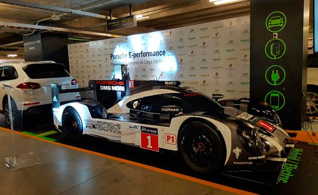 Porsche México apuesta por tecnologías limpias