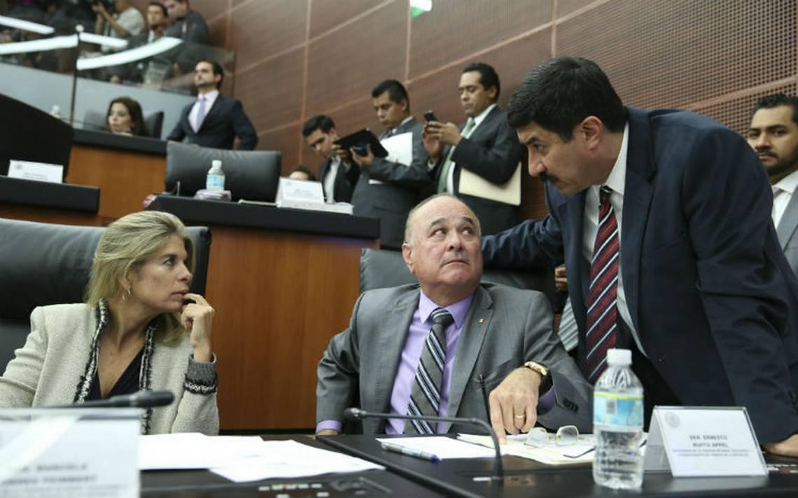 Pide Ruffo Appel al PAN piso parejo en su renovación de dirigencia