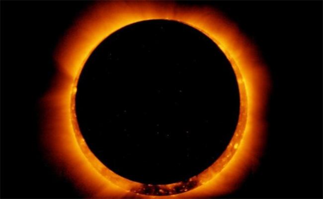 """Hoy el Sol estará rodeado por un """"anillo de fuego"""""""