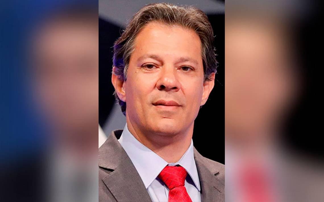 Fernando Haddad, bajo la sombra del carismA?tico Lula