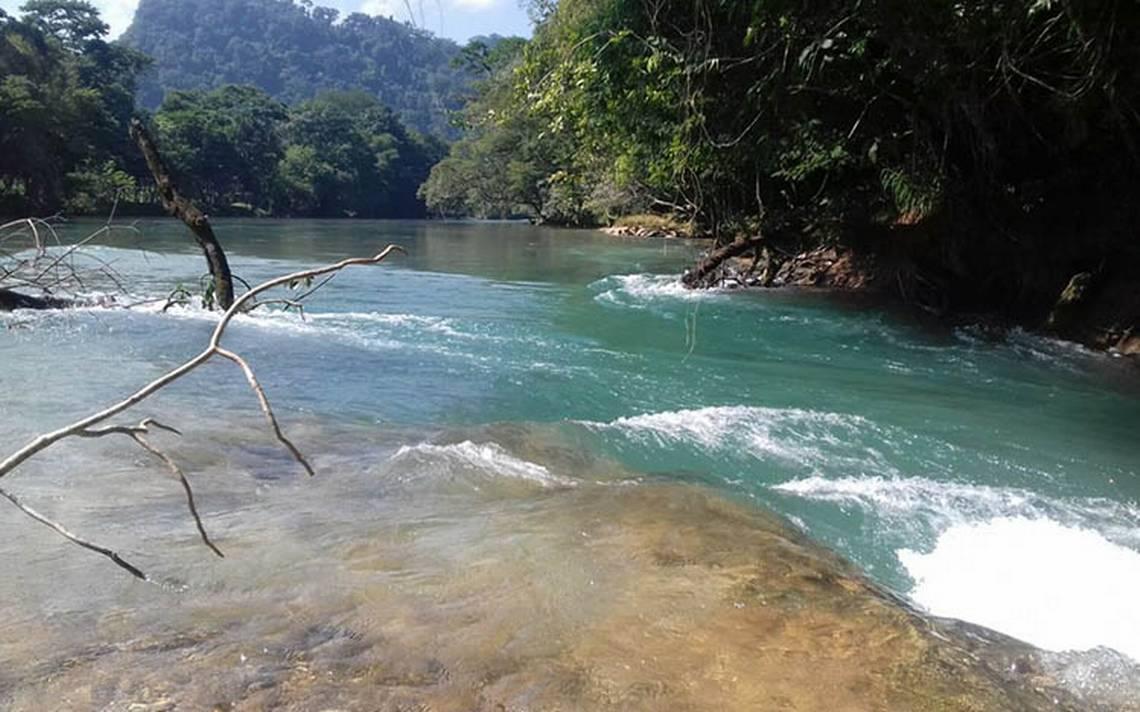 Terremoto y tala, factores que influyeron en nivel de Agua Azul