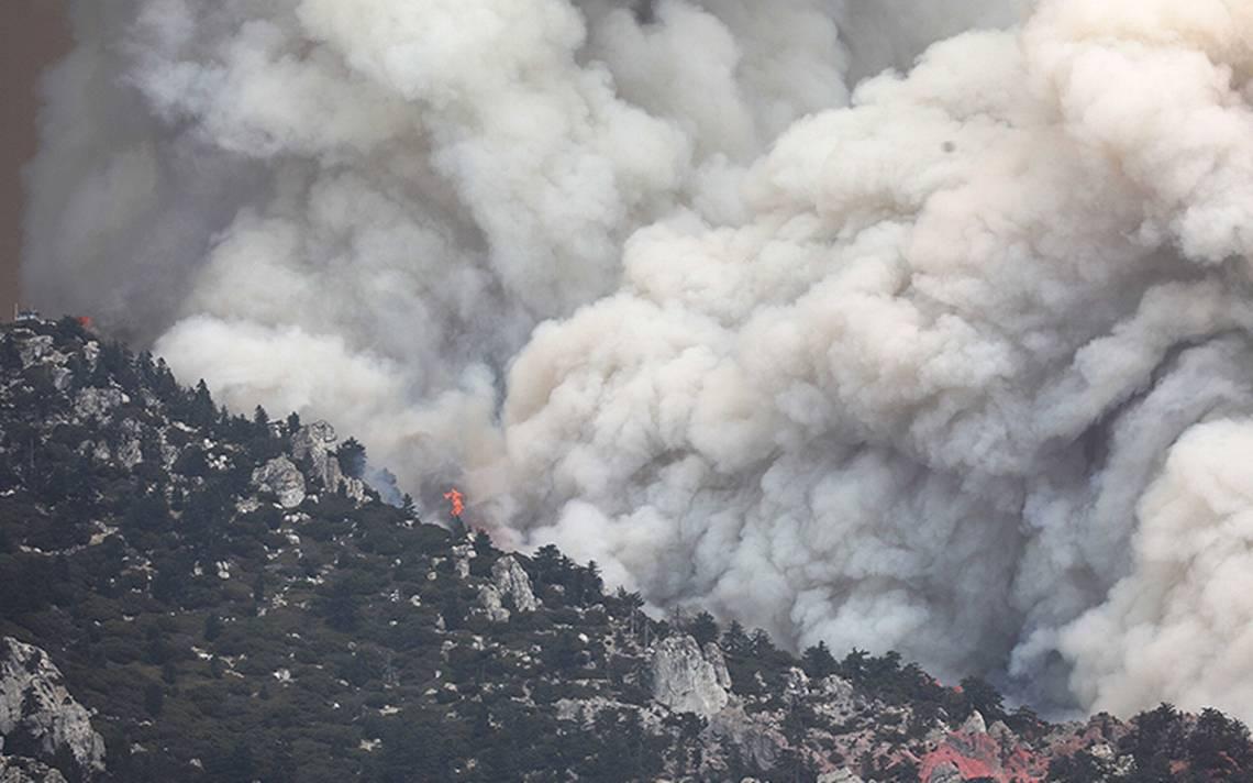 Incendios fuera de control en California; declaran estado de emergencia