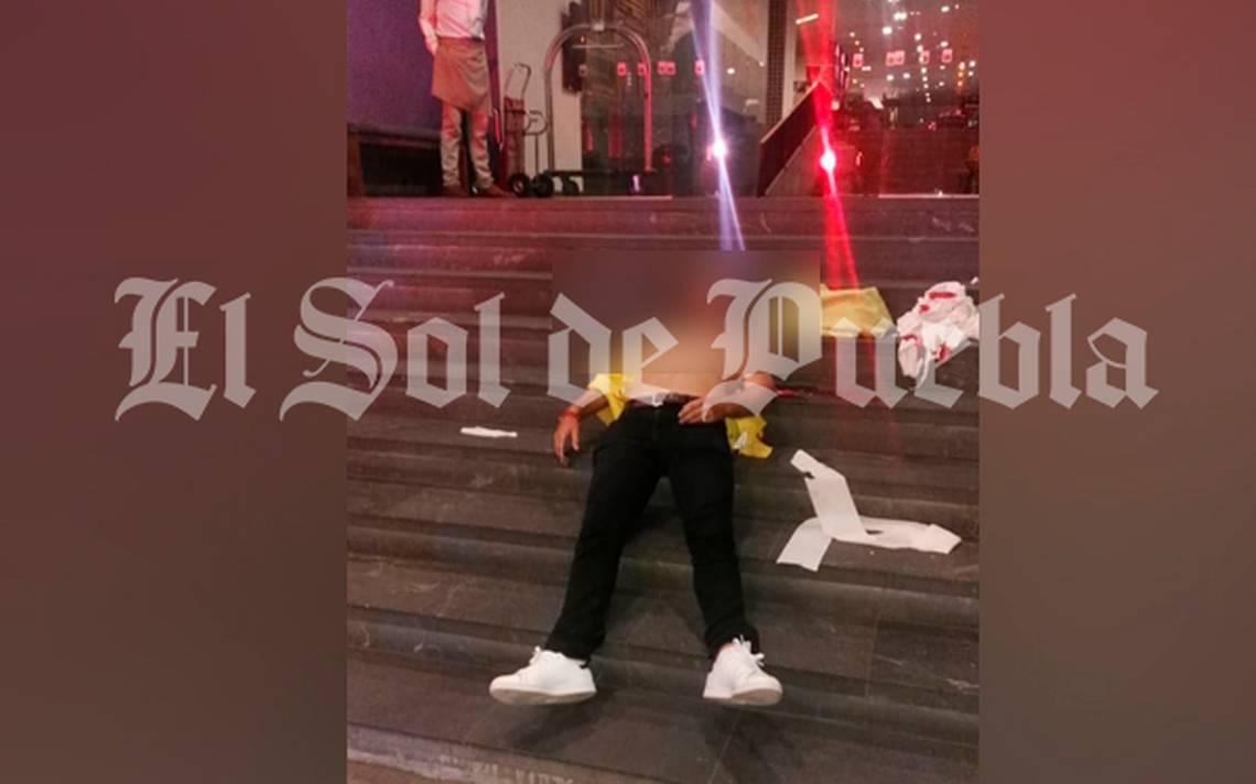 Asesinan a hijo de reconocido empresario de Veracruz en hotel de Puebla