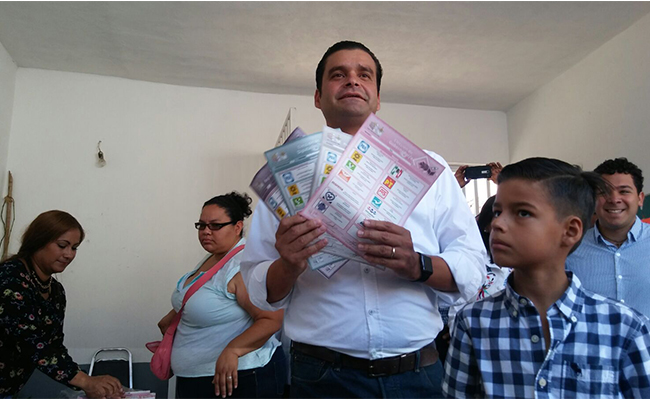 #EleccionesNayarit Antonio Echevarría confia en elecciones tranquilas
