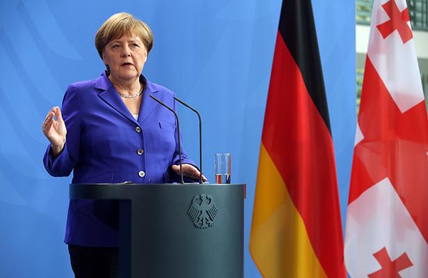 """Peligra Angela Merkel ante la """"euforia""""creada por el socialdemócrata Schulz"""