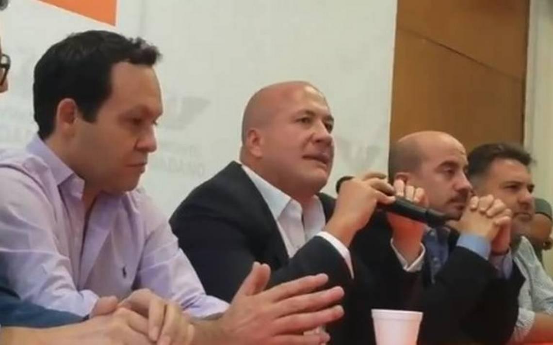 Enrique Alfaro presenta su equipo para proceso de transición en Jalisco