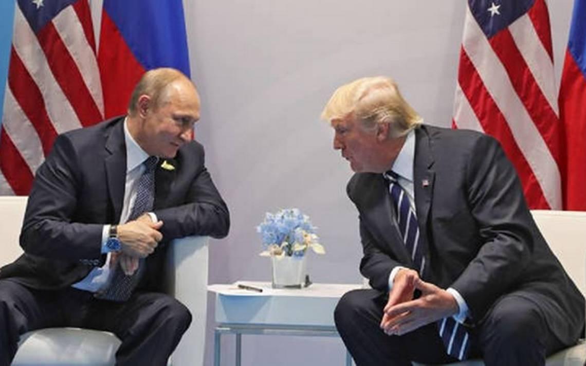 Putin y Trump se reunirán en Helsinki el 16 de julio, anuncia el Kremlin