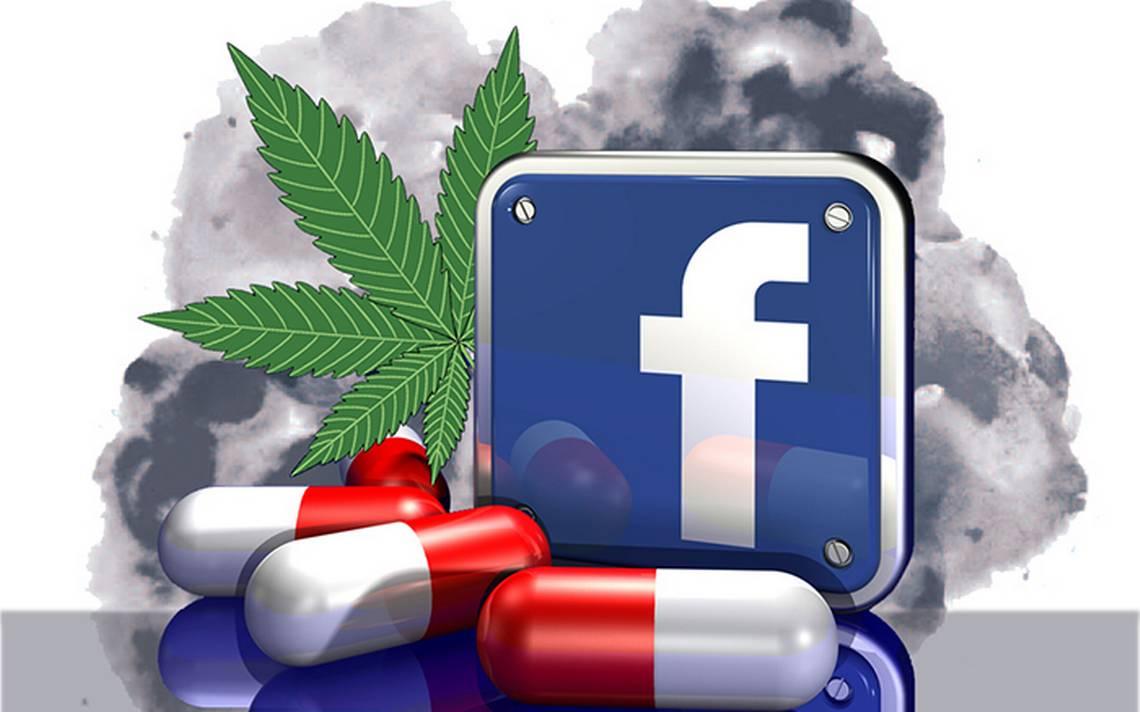 Desde mariguana hasta heroína: real la venta de drogas en Facebook