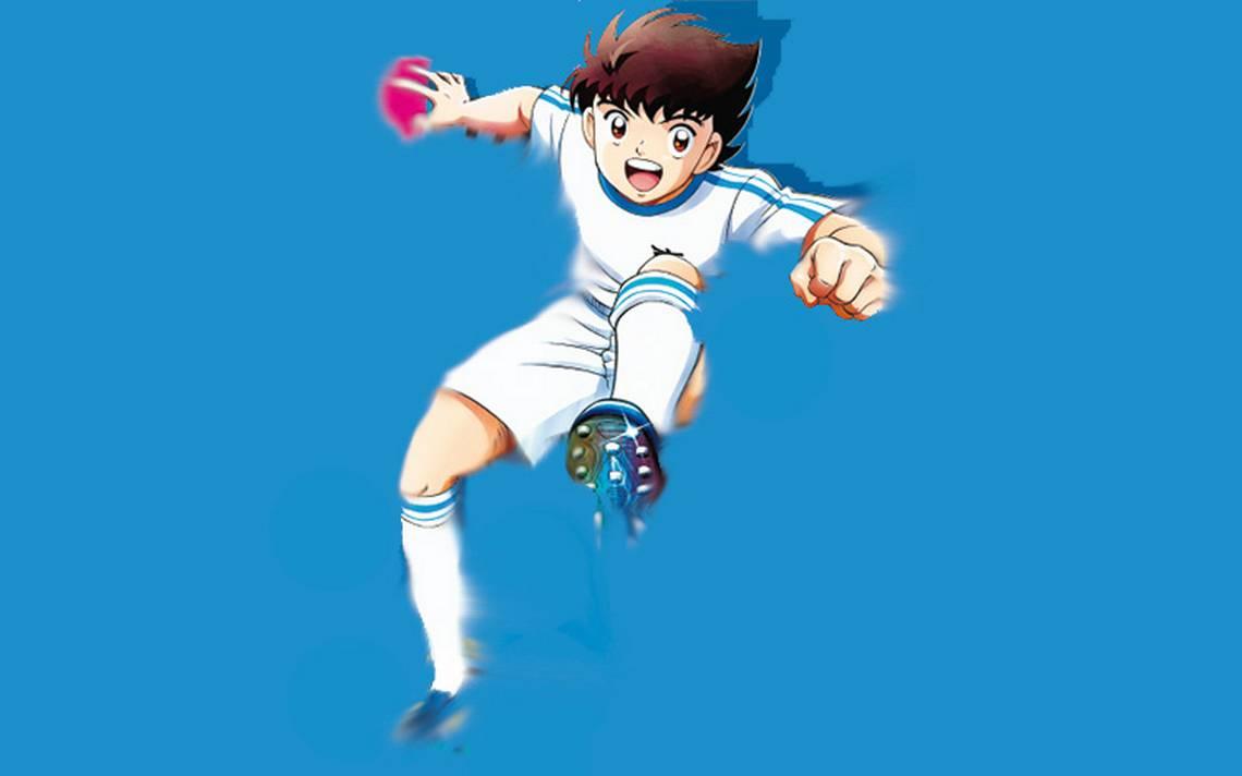 Capitán Tsubasa de nuevo a la cancha para los amantes del anime futbolero