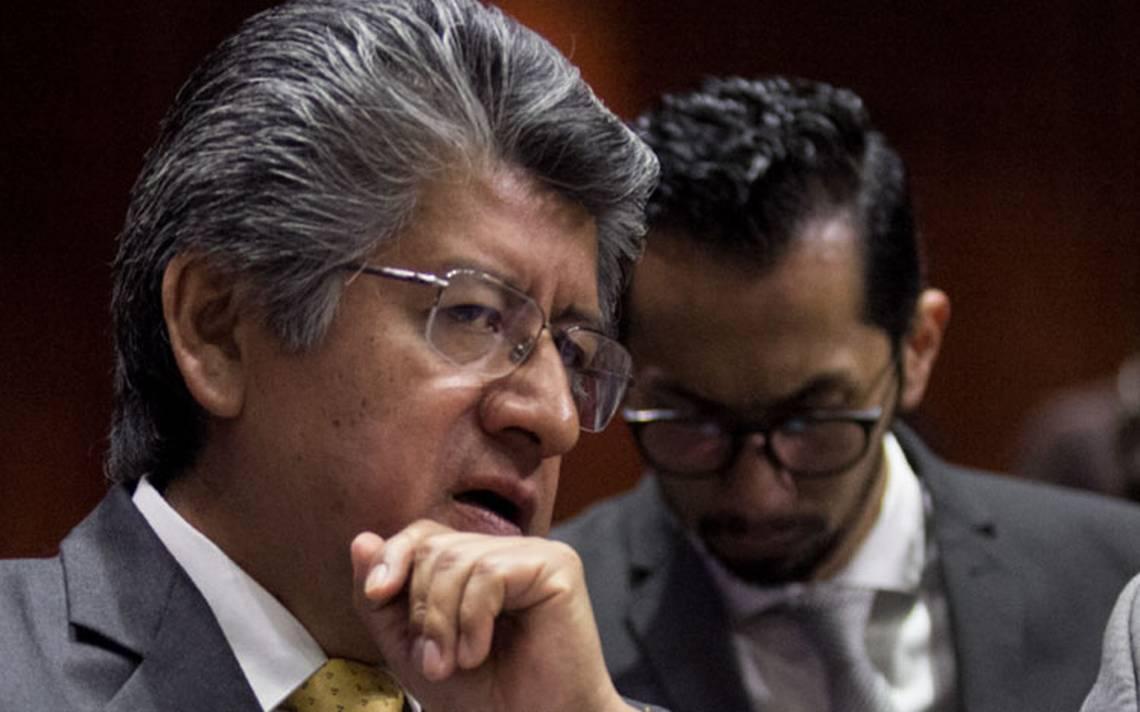 Dejé el PRD en buenos términos: Francisco Martínez Neri