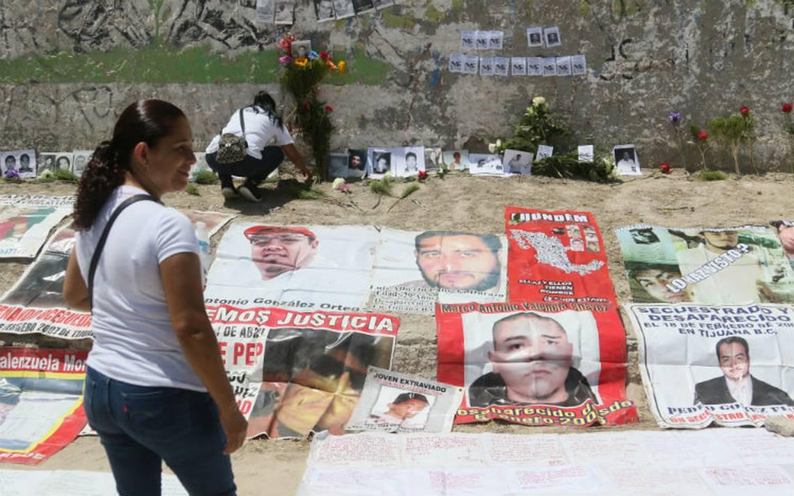 CNDH urge aprobar Ley contra Desaparición Forzada