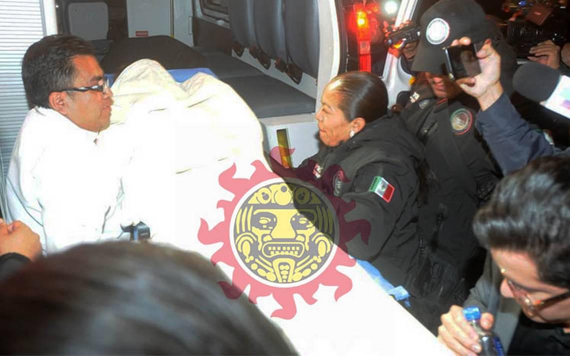 Elba Esther Gordillo ya se encuentra en casa donde seguirá su proceso legal