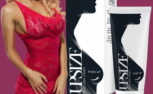 Alerta por uso de crema que promete aumentar el busto y reducción de estrías