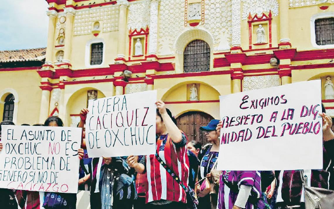 Rescatan a hija de edil de Oxchuc, Chiapas, que había sido secuestrada