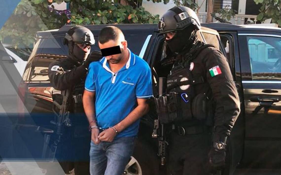 PGR detiene a El Tolín, cuñado del Menchito