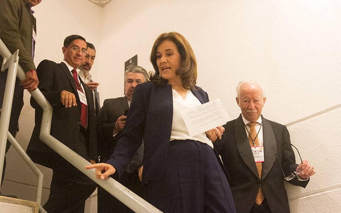 Renuncia de Margarita Zavala pone en aprietos al debate y a la impresión de boletas