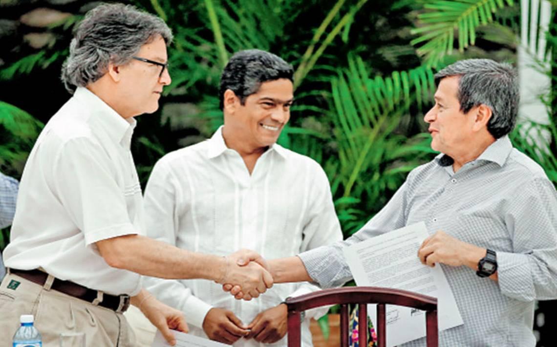 Paz en Colombia: Culmina el diálogo sin un alto al fuego