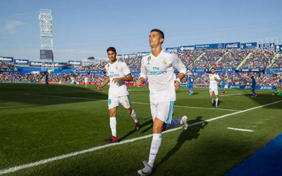 CR7 rescata al Real Madrid y le da la victoria