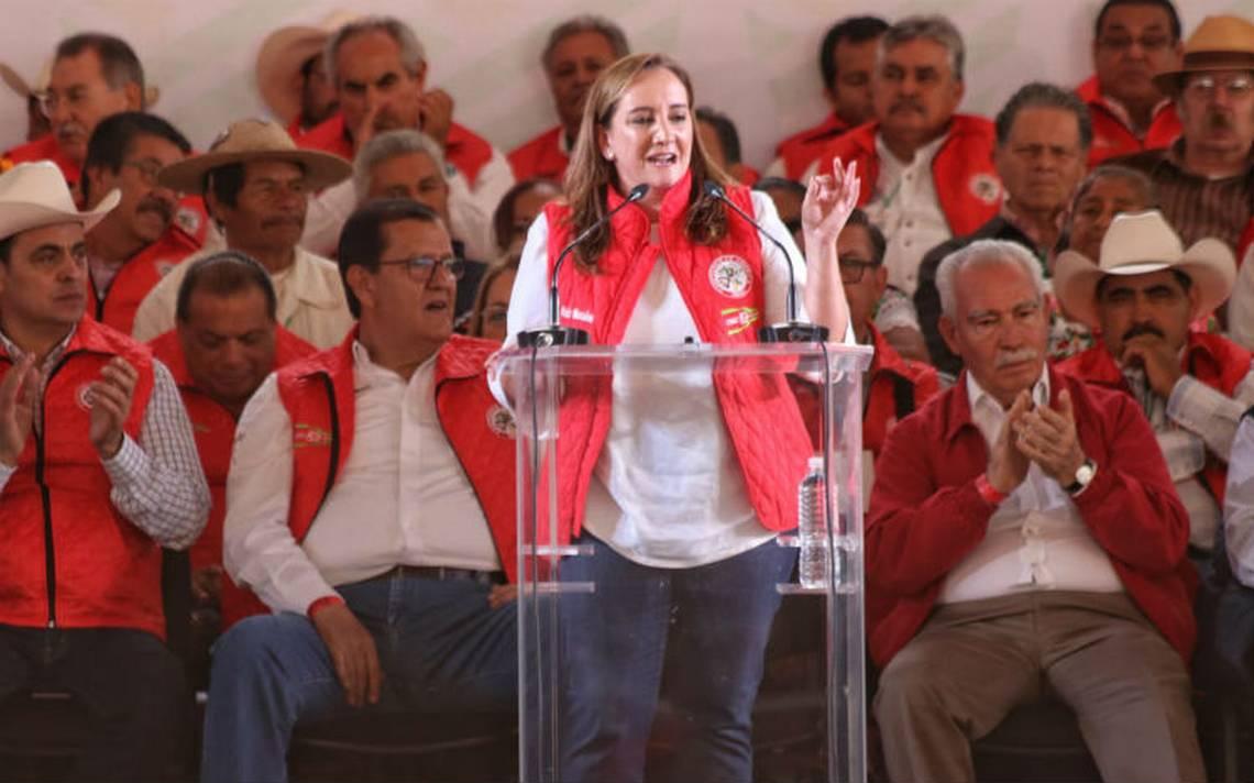 Ruiz Massieu promete que el PRI impulsará reforma al campo