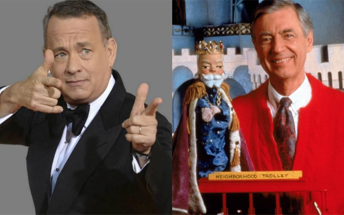 """Tom Hanks dará vida a """"Mr. Rogers"""", el famoso presentador de TV infantil"""