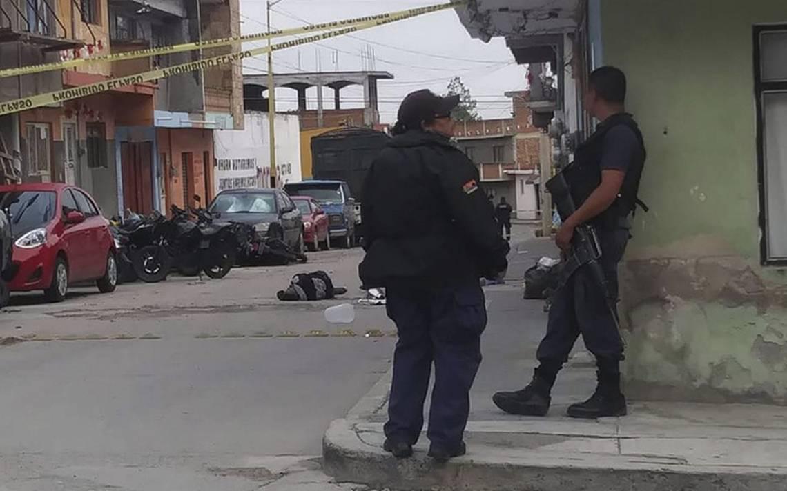 Así es una noche violenta en Acámbaro, Guanajuato; registraron 7 muertes
