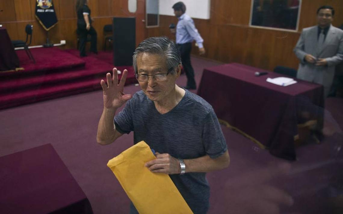 Indultando por Kuczynski, Fujimori también se salva de proceso de matanza de Pativilca