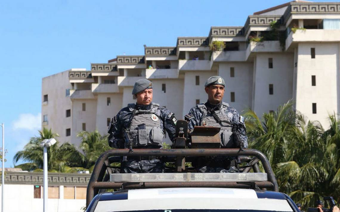 Refuerzan operativos de vigilancia en Quintana Roo